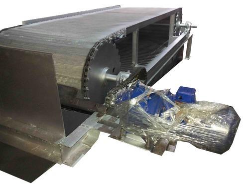 Durable Metallic Belt Conveyor