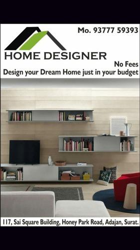 Home Interior Total Solution In Adajan Surat Home Designer