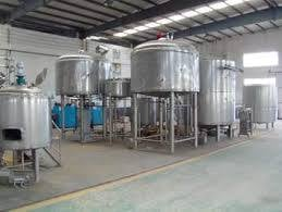 Microbreweries Food Processing Plant