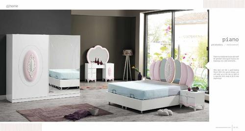 Piano Bedroom Set