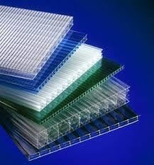 Polycarbonate Coloured Roof Sheet