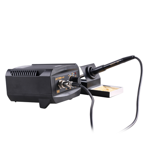 AT 9371 Induction Lead-Free Mini Iron Soldering Station