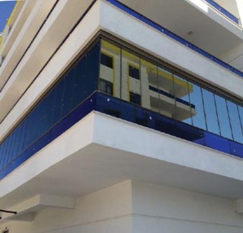 VDS Double Glass Balcony Glazing System