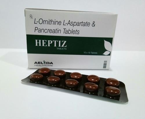 L-Ornithin L-Aspartet Pancreatin Tablets