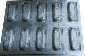 Pulp Mould For Bagasse Tableware