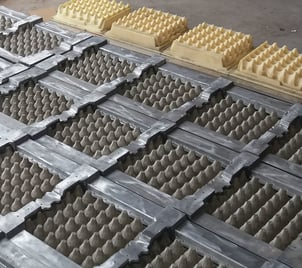 Pulp Mould For Pulp Egg Trays And Egg Cartons