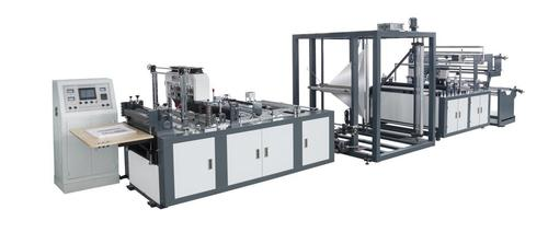 Wfb-L600 Non Woven Fabric Making Machine For D-Cut And Zipper Bag