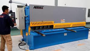 Industrial Sheet Cutting Machine
