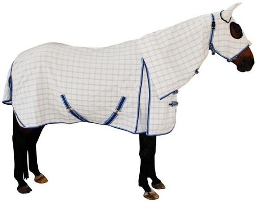 Night Reflect Horse Cotton Rugs