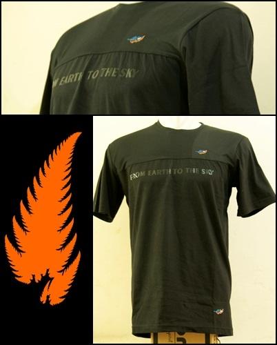Round Neck Combine T-Shirt