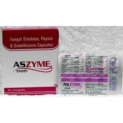 Aszyme Capsule