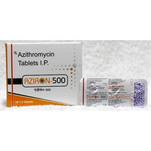 Aziron-500 Tablets