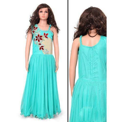 Beautiful Girls Evening Gown