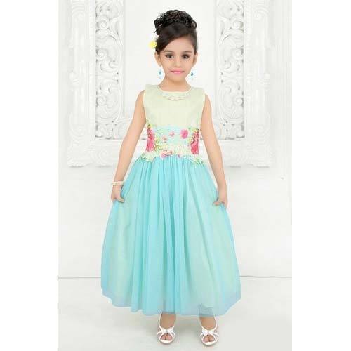 Excellent Finish Girls Gown