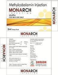 Monarch Methylcobalamin Injection