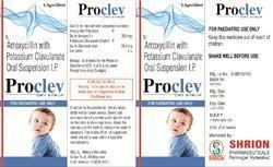 Proclev Dry Syrup