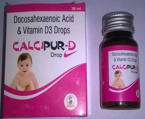 Shrion Calcipur-D Drops
