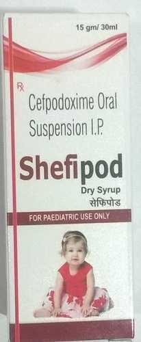 Shrion Shefipod Dry Syrup