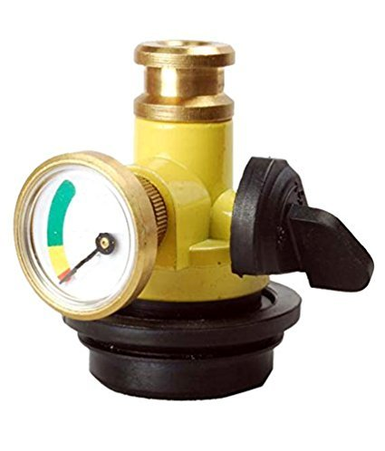 Gas Safety Device For Domestic Lpg Stove, Cylinder - Indane / Bharat / Hp