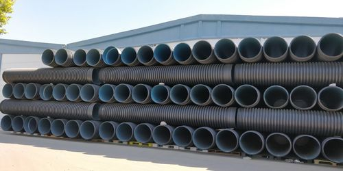Double Wall Plastic Pipe