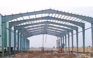 Prefabricated Engineering Building Sheds