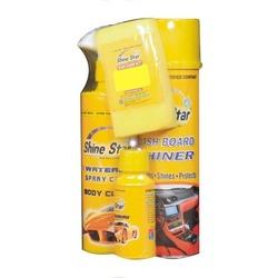 Shine Star Car Care Cleaning Kit