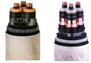 High Efficiency Submarine Cable