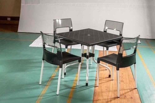 Restaurant Table Chair Set