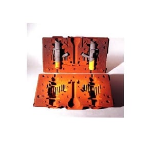 Resin Coated Sand Moulds
