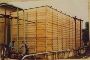 Industrial Jet Cooling Tower