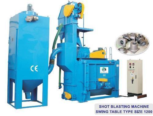 Shot Blasting Machine Manufacturers Suppliers Exporters