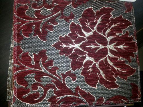 Soft Chenille Sofa Fabric
