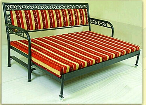 Wrought Iron Sofa Bed At Best Price