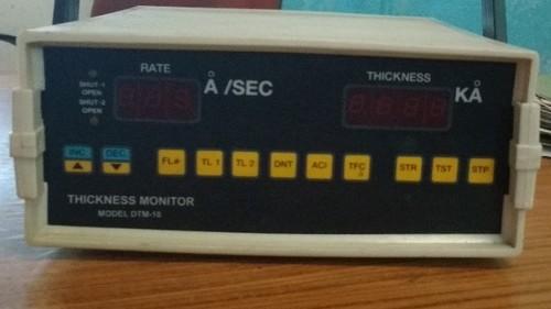 Digital Thickness Monitor