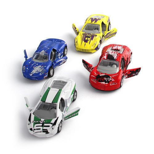 Free Wheel Sports Car