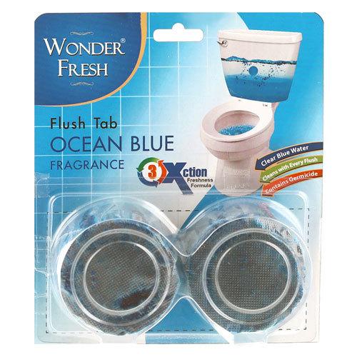 Toilet Flush Tab - Blue
