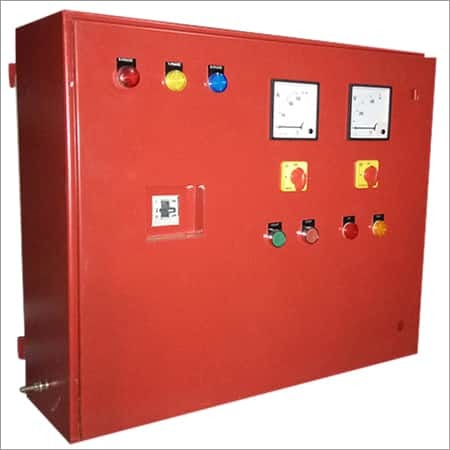Fire Safety Panel