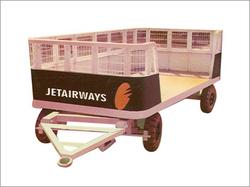 High Reliability Wastage Trolley
