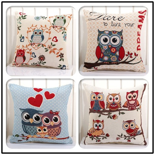 Yishen-Household Cushion Cover Patterns Dimensions: 45*45   50*50  Centimeter (Cm)