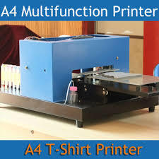 A4 Direct To Garment Dtg Printer 1.49l Plus Tax