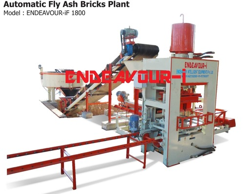 Fly Ash Bricks Plant [Endeavour-If 1800]