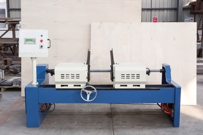 Automatic Double End Round Pipe Tube Bar Rod Metal Chamfering Machine Certifications: Ce