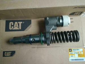High Quality Caterpillar Injector 386 1758 Available, Cat 386 1758