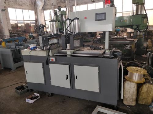 High Speed Automatic Aluminum Profile Cross Cutting Machine