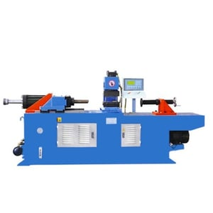 Tube Pipe End Forming Machine For Reducing And Expanding PLC Control