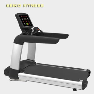 3HP AC Motor Exercise Running Machine Hotel Treadmill With Safety Key