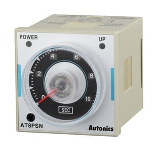 Autonics Solid State Power Timer