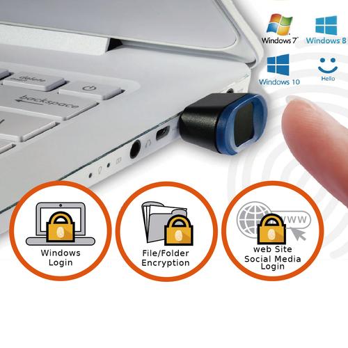 Midas Touch USB Fingerprint Lock Reader