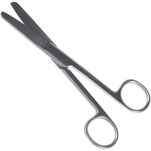 Straight And Curved Mayo Scissor