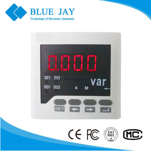 BE-72-Q Single Phase Digital Reactive Power Meter